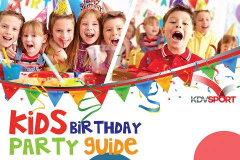 Kids Birthday Parties Gold Coast