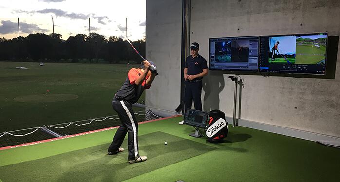 Sports Centre - Golf Driving Range - Tennis - Coaching
