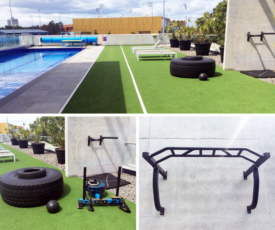 Outdoor Training Area Gold Coast